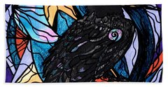 Raven Bath Towel