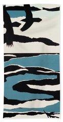 Ravens Hand Towel
