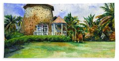 Rawlin's Plantation Inn St. Kitts Bath Towel