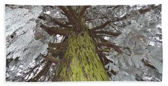 Bath Towel featuring the photograph Ready For Christmas by Felicia Tica