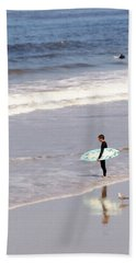 Ready To Surf Hand Towel