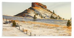 Red Butte Hand Towel