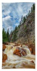 Red Mountain Creek Hand Towel