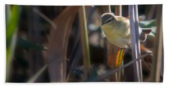 Reed Warbler Hand Towel
