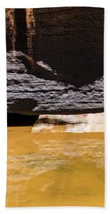 Reflected Formations Hand Towel