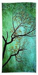 Jade Hand Towel by Diana Angstadt