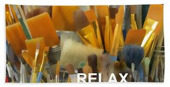 Relax Create Inspire Bath Towel