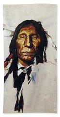 Remember Bath Towel by J W Baker