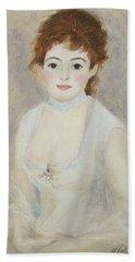Renoir's Lady Hand Towel