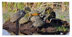 Reptile Refuge Bath Towel