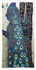 Resplendent Bath Towel by Susan Duda