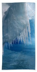 Rhapsody In Blue Bath Towel