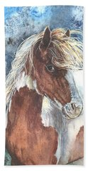 Pinto Pony Hand Towel