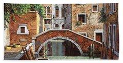 Riflessi Di Venezia Bath Towel