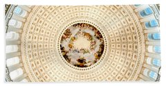 Ring Around The Capitol Hand Towel