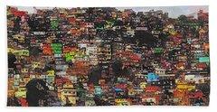 Rio Bath Towel by Galen Valle