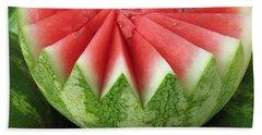 Ripe Watermelon Bath Towel