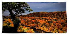 Bath Towel featuring the photograph Rise And Look Around You by Robert McCubbin