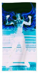 Rising Angel Bath Towel