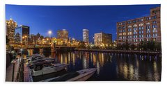 River Nights Bath Towel
