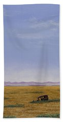 Roadside Attraction Bath Towel