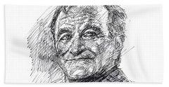 Robin Williams Hand Towel