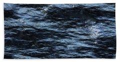 Rock Abstract 03 Bath Towel