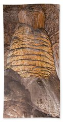 Rock Of Ages Carlsbad Caverns National Park Hand Towel