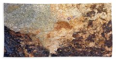 Rockscape 2 Hand Towel by Linda Bailey