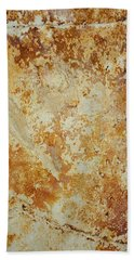 Rockscape 4 Hand Towel by Linda Bailey