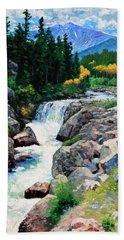 Rocky Mountain High Hand Towel