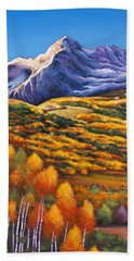 Rocky Mountain High Bath Towel