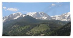 Rocky Mountain National Park - 3  Bath Towel