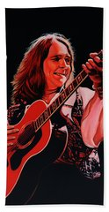 Roger Hodgson Of Supertramp Bath Towel