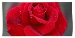 Rolands Rose Hand Towel