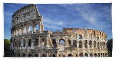 Roman Icon Hand Towel