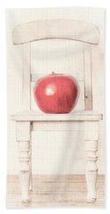 Romantic Apple Still Life Hand Towel