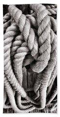 Rope Bath Towel