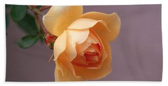 Rose 4 Hand Towel by Andy Shomock