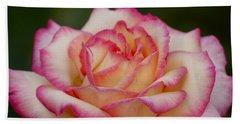 Rose Beauty Hand Towel