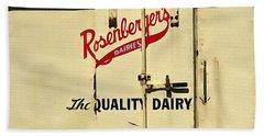 Rosenberger's - Dairy Milk  Bath Towel
