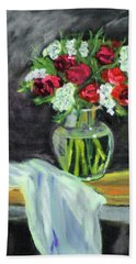 Roses For Mother's Day Hand Towel