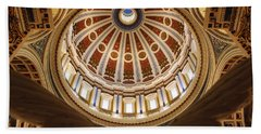 Rotunda Dome On Wings Hand Towel