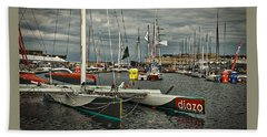 Route Du Rhum Ready Hand Towel by Elf Evans