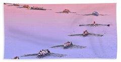 Rowers Arc Bath Towel