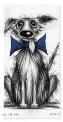 Rupert The Dog Hand Towel