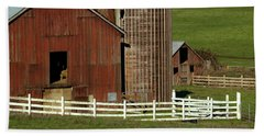 Rural Barn Hand Towel