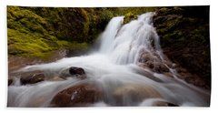 Rushing Cascades Hand Towel