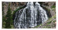 Rustic Falls Hand Towel