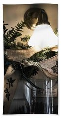 Bath Towel featuring the photograph Rustic Holiday by Patricia Babbitt